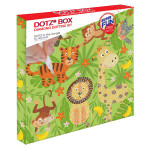 Broderie Diamant kit Dotz Box Enfant débutant Jungle