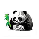 Maquette carton 3D Panda