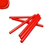 Bâton de cire Ø 8 mm 6 pcs Rouge