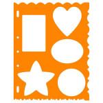 ShapeCutter template - Formes